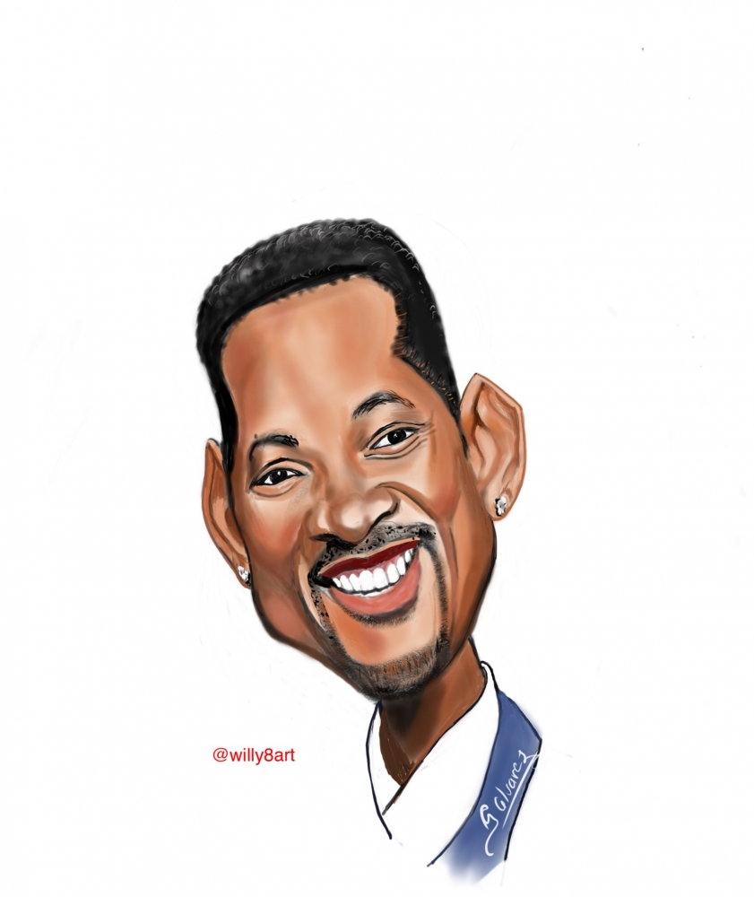 Will Smith by Willy8art
